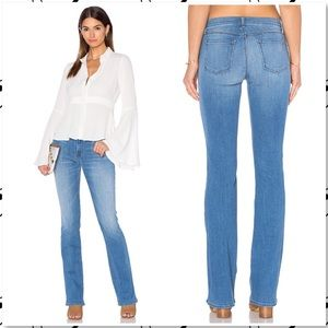 J Brand Brya Mid Rise Bootcut Jeans in Intrique 27